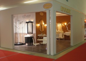 Stand MosBuil Mosca 2012