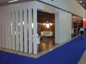Stand MosBuild Mosca 2011 w